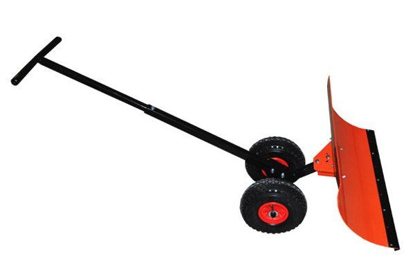 Снеговая лопата на колесах ЭлектроМаш