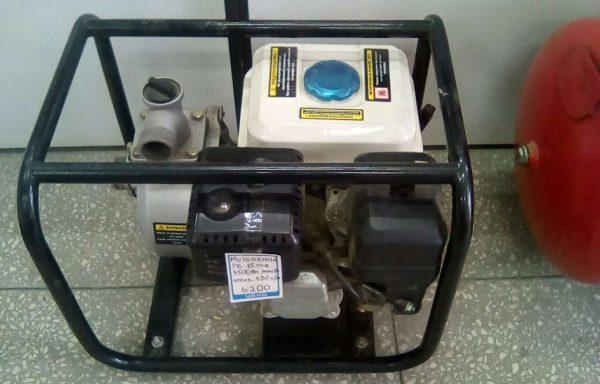 Мотопомпа бензиновая спец рв-15